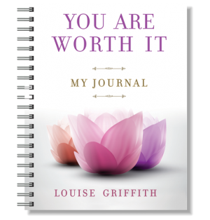 Louise Griffith You Are Worth It Journal